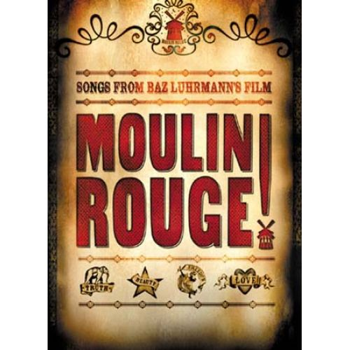 WISE PUBLICATIONS MOULIN ROUGE - PVG