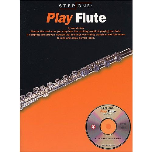 MUSIC SALES STEP ONE PLAY FLUTE - FLUTE