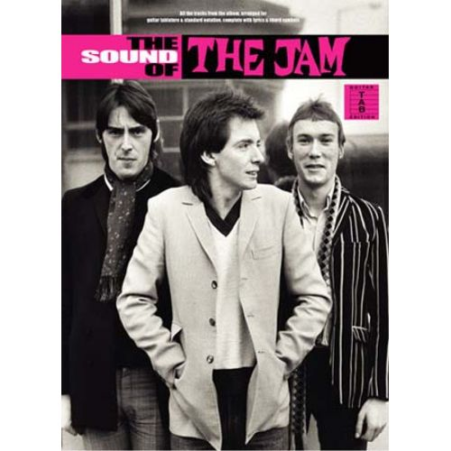 WISE PUBLICATIONS THE SOUND OF THE JAM - GUITAR TAB