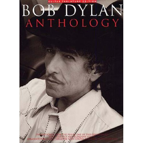 WISE PUBLICATIONS DYLAN BOB - ANTHOLOGY - TAB