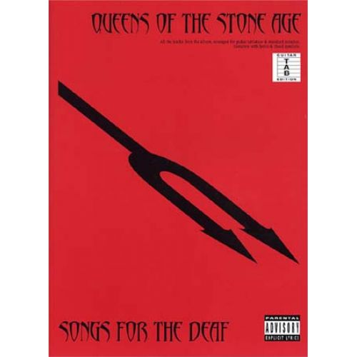 WISE PUBLICATIONS QUEENS OF THE STONE AGE - SONGS FOR THE DEAF - GUITARE TAB