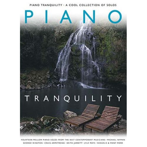 WISE PUBLICATIONS PIANO TRANQUILITY