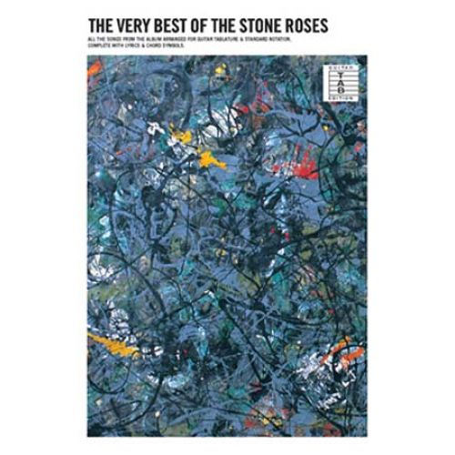 MUSIC SALES STONE ROSES - VERY BEST OF - GUITAR TAB