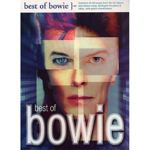 WISE PUBLICATIONS BOWIE DAVID BEST OF PVG