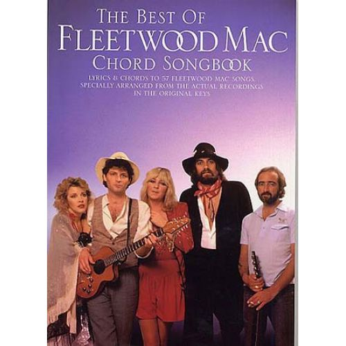 MUSIC SALES FLEETWOOD MAC - BEST OF CHORD SONGBOOK