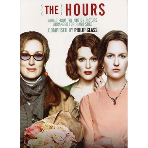 WISE PUBLICATIONS PHILIP GLASS - THE HOURS - PIANO SOLO