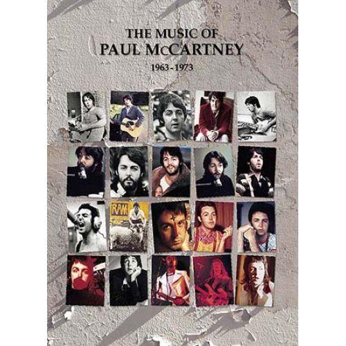 WISE PUBLICATIONS PAUL MC CARTNEY