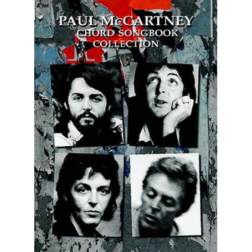 MUSIC SALES MC CARTNEY PAUL - CHORD SONGBOOK