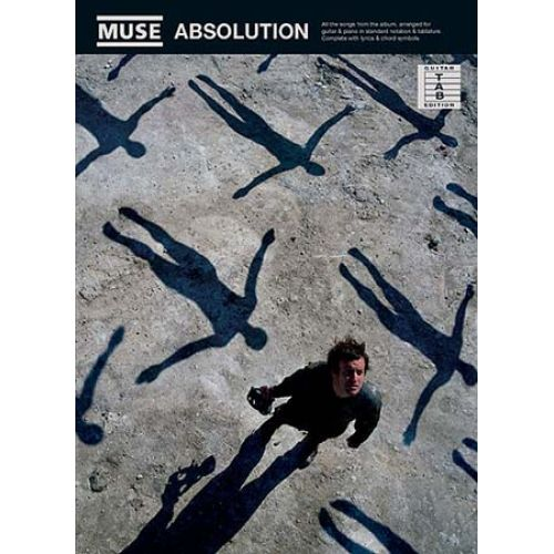 FABER MUSIC MUSE - ABSOLUTION - GUITAR TAB