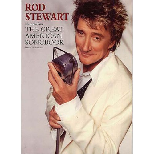 MUSIC SALES STEWART ROD - GREAT AMERICAN SONGBOOK - PVG