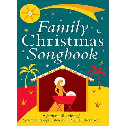 WISE PUBLICATIONS FAMILY CHRISTMAS SONGBOOK - PIANO SOLO