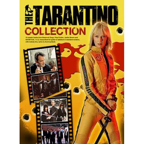 WISE PUBLICATIONS THE TARANTINO COLLECTION - GUITAR TAB