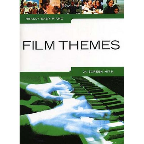 WISE PUBLICATIONS REALLY EASY PIANO - FILM THEMES