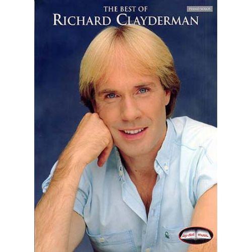 MUSIC SALES CLAYDERMAN RICHARD - BEST OF PIANO