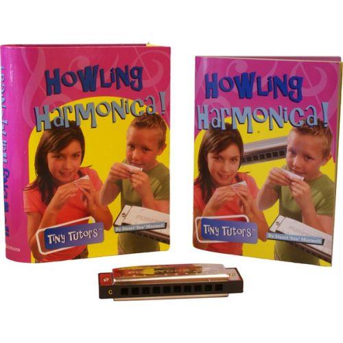 WISE PUBLICATIONS HOWLING HARMONICA! - HARMONICA