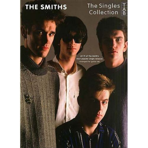 WISE PUBLICATIONS SMITHS (THE) - SINGLES COLLECTION GUITAR TAB