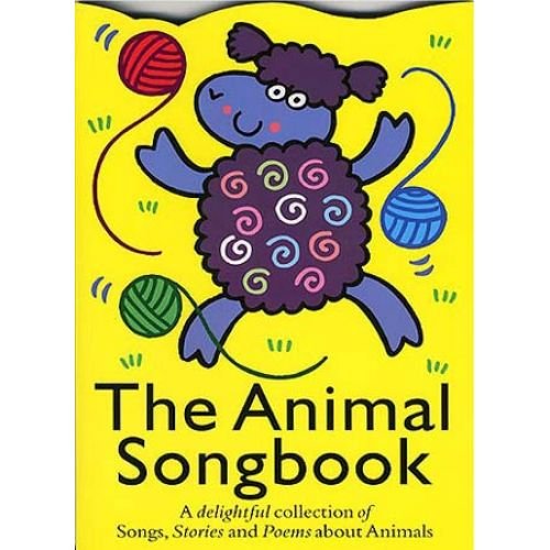 WISE PUBLICATIONS THE ANIMAL SONGBOOK - CHILDREN
