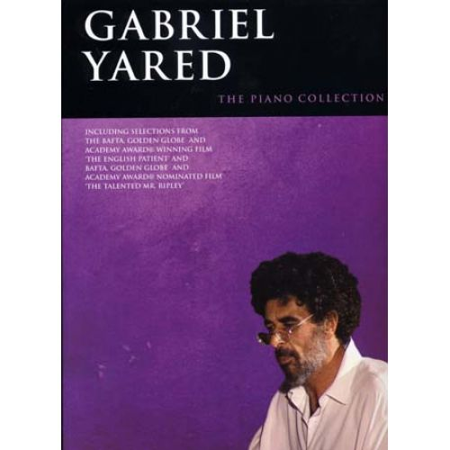 WISE PUBLICATIONS YARED GABRIEL - PIANO COLLECTION
