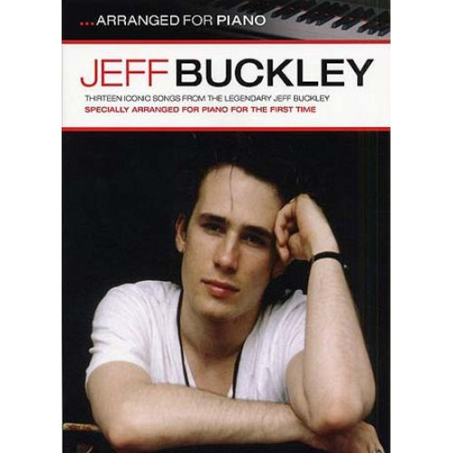 WISE PUBLICATIONS BUCKLEY JEFF - 13 TITLES - PIANO
