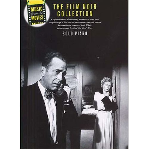 WISE PUBLICATIONS FILM NOIR COLLECTION - PIANO SOLO