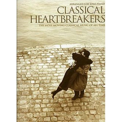 WISE PUBLICATIONS CLASSICAL HEARTBREAKERS - PIANO SOLO