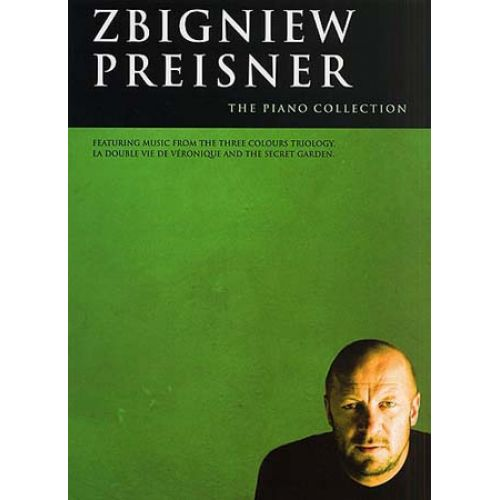 WISE PUBLICATIONS ZBIGNIEW PREISNER THE PIANO COLLECTION - PIANO SOLO