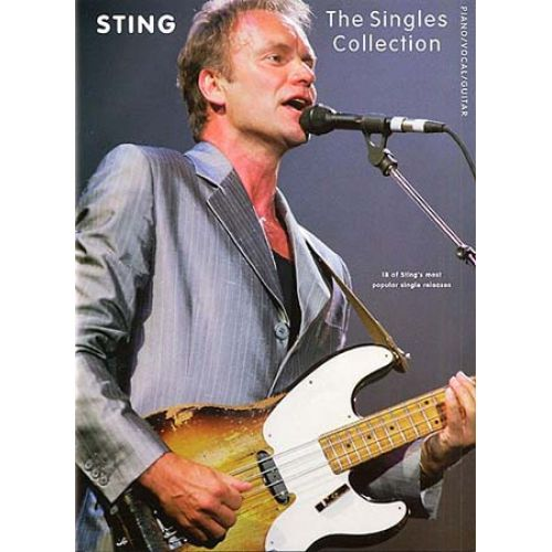 WISE PUBLICATIONS STING SINGLES COLLECTION PVG