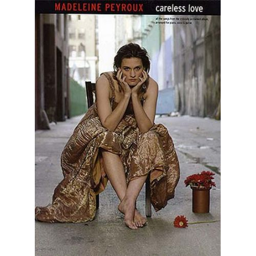 MUSIC SALES PEYROUX MADELEINE - CARELESS LOVE - PVG