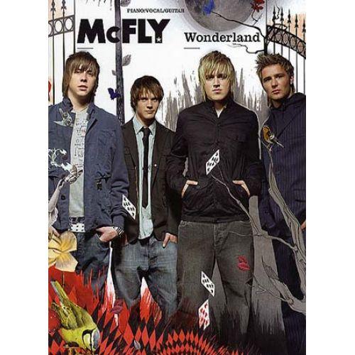 WISE PUBLICATIONS MCFLY - WONDERLAND- PVG