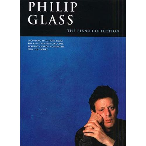 WISE PUBLICATIONS GLASS PHILIP - PIANO COLLECTION