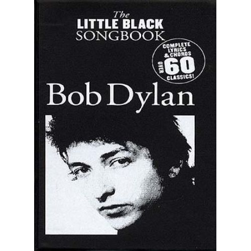 WISE PUBLICATIONS DYLAN BOB THE LITTLE BLACK BOOK