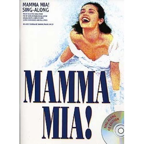 WISE PUBLICATIONS MAMMA MIA! SING ALONG - PVG