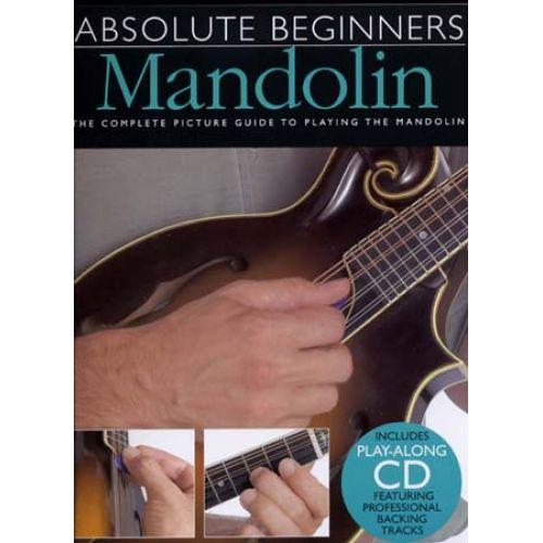 AMSCO RAMAGE HEATHER - ABSOLUTE BEGINNERS MANDOLIN - MANDOLIN