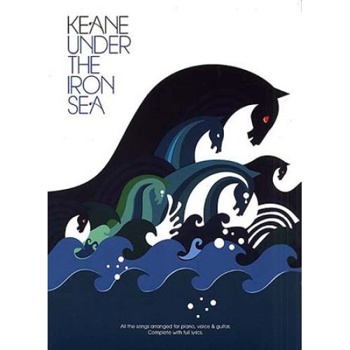 WISE PUBLICATIONS KEANE UNDER THE IRON SEA