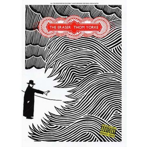 WISE PUBLICATIONS THOM YORKE THE ERASER - PVG