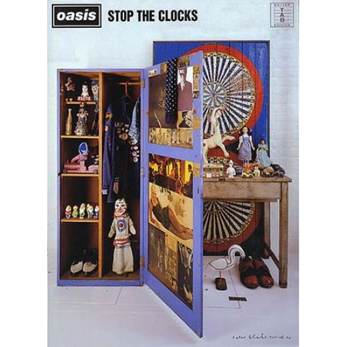 WISE PUBLICATIONS OASIS - STOP THE CLOCKS - GUITAR TAB