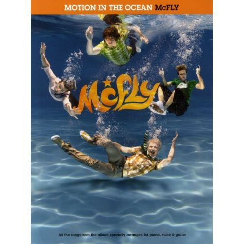 WISE PUBLICATIONS MCFLY MOTION IN THE OCEAN - PVG