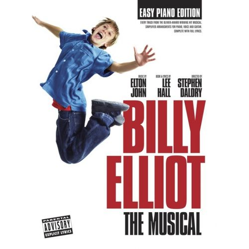 WISE PUBLICATIONS BILLY ELLIOT THE MUSICAL - PIANO SOLO