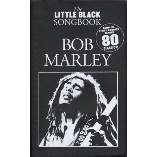 WISE PUBLICATIONS MARLEY BOB - LITTLE BLACK SONGBOOK
