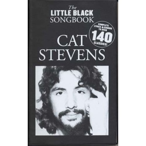 WISE PUBLICATIONS STEVENS CAT - LITTLE BLACK SONGBOOK