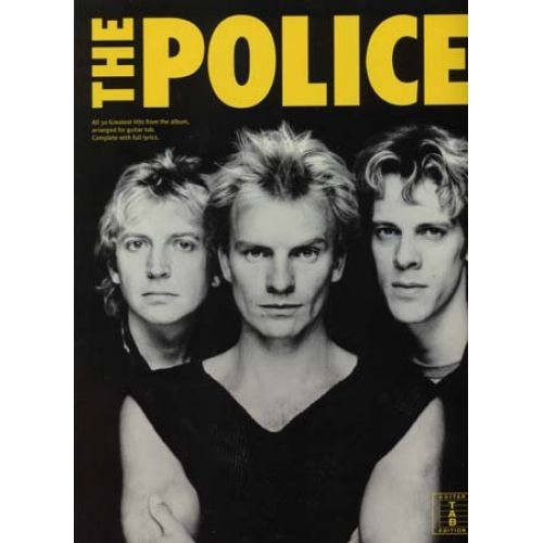 WISE PUBLICATIONS POLICE - 30 GREATEST HITS - GUITAR TAB