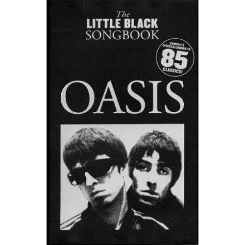 CHESTER MUSIC OASIS - LITTLE BLACK SONGBOOK
