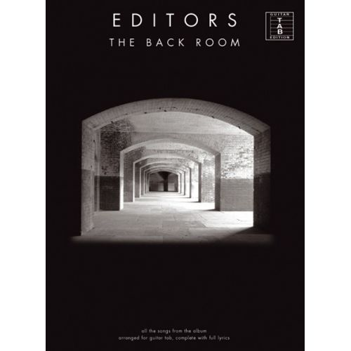 WISE PUBLICATIONS EDITORS - THE BACK ROOM - THE