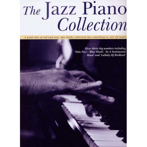 WISE PUBLICATIONS JAZZ PIANO COLLECTION