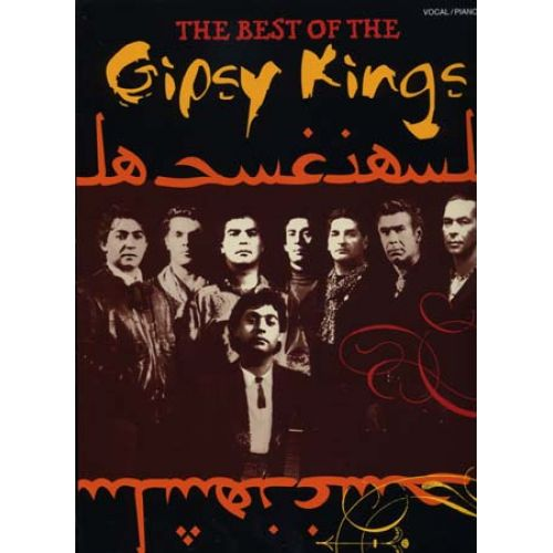 WISE PUBLICATIONS GIPSY KINGS - BEST OF - PVG