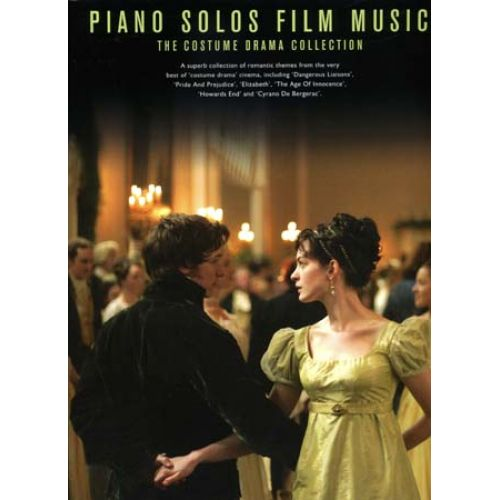 WISE PUBLICATIONS PIANO SOLOS FILM MUSIC - COSTUME DRAMA COLLECTION - PIANO