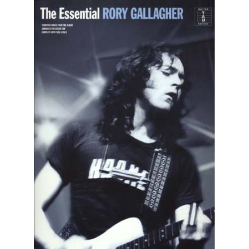WISE PUBLICATIONS GALLAGHER RORY - ESSENTIAL - GUITAR TAB