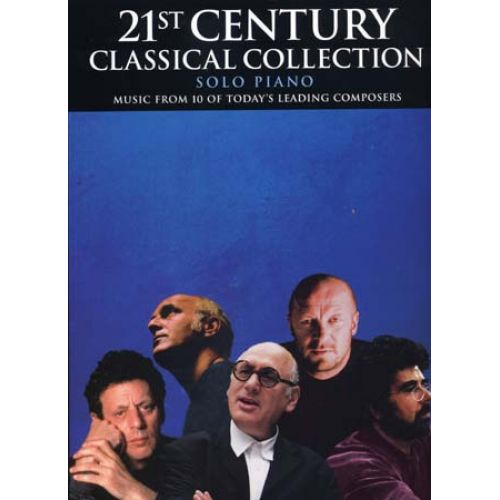 WISE PUBLICATIONS 21 ST CENTURY CLASSICAL COLLECTION - SOLO PIANO