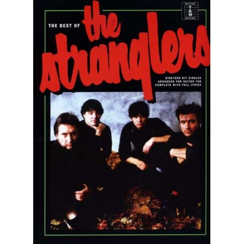 WISE PUBLICATIONS STRANGLERS (THE) - BEST OF GUITAR 19 HITS - GUITAR TAB