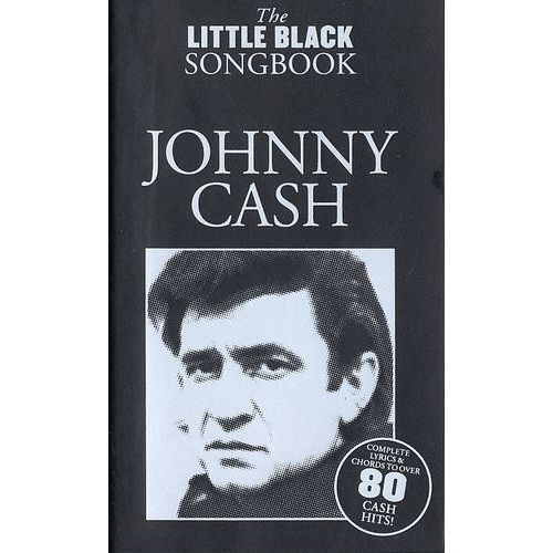 WISE PUBLICATIONS CASH JOHNNY - LITTLE BLACK SONGBOOK